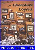 Dale Burdett for Chocolate Lovers - DB-41 1985-db-jpg