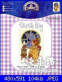 DMC BL553 61 - Sarah Kay - Bedtime Estelle-dmc-bl553-61-sarah-kay-bedtime-estelle-jpg
