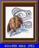 Sue Coleman - CS 53 - Bear Fishing-sue-coleman-cs-53-bear-fishing-jpg