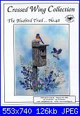Crossed Wing Collection n.48 - The Bluebird Trail-crossed-wing-collection-n-48-bluebird-trail-jpg