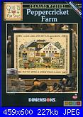Dimension 298 - Peppercricket Farm by Charles Wysocki-dimension-298-peppercricket-farm-charles-wysocki-jpg