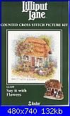 Lilliput Lane LL309 - Say it with Flowers-lilliput-lane-ll309-say-flowers-jpg