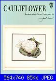 Green Apple 583 - Cauliflower  by Janet Powers-green-apple-583-cauliflower-janet-powers-jpg