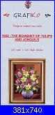 Grafiko - 1052 - The Bouquet of Tulips and Jonquils-grafiko-1052-bouquet-tulips-jonquils-jpg