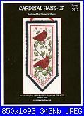 Imaginating 2517 - Cardinal Hang Up - Diane Arthurs - 2008-imaginating-2517-cardinal-hang-up-jpg