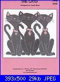 Imaginating 2538 The Cats - Linda Bird - 2008-2538-cats-jpg