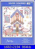 Imaginating 2557 - Winter Songbird - Gail Bussi - 2008-imaginating-2557-winter-songbird-jpg