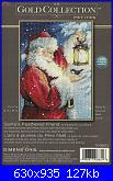 Dimensions 70-08831 - Santa's Feathered Friend-dimensions-8831-santas-feathered-friend-jpg