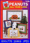 Leisure Arts - Peanuts All Year Long-leisure-arts-peanuts-all-year-long-jpg