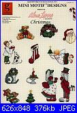Graphworks International - Mini Motif Designs - Alma Lynne - Christmas - 1991-mini-motif-designs-1-jpg