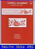 Imaginating 1990 - Diane Arthurs - Cardinal Blessings-95979088_large_1990__cardinal_blessing-jpg