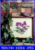Janet Powers - Book 30008 - Cyclamen - 1997-janet-powers-book-30008-cyclamen-1997-jpg