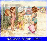 Dimensions 35216 - Beach Babies-dim-jpg