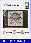 Ink Circles - C3 - Blakstone Fantasy Garden - 2006-ink-circles-c3-blakstone-fantasy-garden-2006-jpg