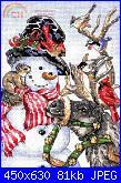 Dimensions 8824 - Snowman & Reindeer-10110617015aea42b3d2895147-jpg