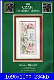 The Craft Collection - 84793 - Roses at the Gate-craft-collection-84793-roses-gate-jpg