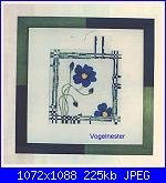 Ulrike Blotzheim UB Design n. 401 Blumen Familie Blau-cover-jpg
