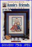 Dimensions 129 - Annie's Friends by Barbara Mock-dimensions-129-annies-friends-barbara-mock-jpg