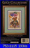 Dimensions 6755 - Teddy bear birth record - Gold Collection-dimensions-6755-teddy-bear-birth-record-gold-collection-jpg