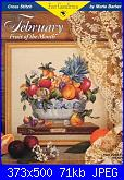 """Just Cross Stitch - Serie """"Fruit of the Month"""" -  Marie Barber-just-cross-stitch-2145-february-marie-barber-jpg"""