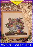 """Just Cross Stitch - Serie """"Fruit of the Month"""" -  Marie Barber-just-cross-stitch-2213-july-marie-barber-jpg"""
