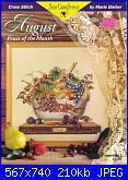 """Just Cross Stitch - Serie """"Fruit of the Month"""" -  Marie Barber-just-cross-stitch-2217-august-marie-barber-jpg"""