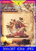 """Just Cross Stitch - Serie """"Fruit of the Month"""" -  Marie Barber-just-cross-stitch-2218-september-marie-barber-jpg"""