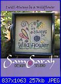 SamSarah Design Studio 8936 - I will Always be a Wildflower-samsarah-design-studio-8936-i-will-always-wildflower-jpg