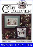 The Cricket Collection 216 - Before & After - Vicki Hastings-cricket-collection-216-before-after-vicki-hastings-jpg