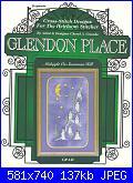 Glendon Place GP-142 - Midnight On Snowman Hill-glendon-place-gp-142-midnight-snowman-hill-jpg