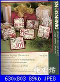 Dimensions 8827 - Saying Ornaments-dimensions-8827-saying-ornaments-jpg