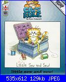 Heritage - Cats Rule - Peter Underhill - Little Sew and Sew-heritage-cats-rule-peter-underhill-little-sew-sew-jpg