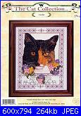 Cross My Heart - CPK-6 - The Cat Collection - Cookie-cross-my-heart-cat-collection-cookie-jpg