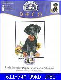 DMC - Best friends BL088-55 - Little Labrador Puppy-dmc-best-friends-bl088-55-little-labrador-puppy-jpg