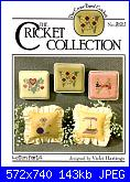 The Cricket Collection 321 - Letters Part.4 - Vicki Hastings-cricket-collection-321-letter-part-4-vicki-hastings-jpg