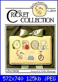 The Cricket Collection 320 - Letters Part.3 - Vicki Hastings-cricket-collection-320-letter-part-3-vicki-hastings-jpg