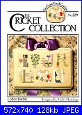 The Cricket Collection 319 - Letters Part.2 - Vicki Hastings-cricket-collection-319-letter-part-2-vicki-hastings-jpg