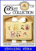 The Cricket Collection 318 - Letters Part.1 - Vicki Hastings-cricket-collection-318-letter-part-1-vicki-hastings-jpg