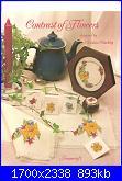 Framecraft Miniatures 30 - Contrast of flowers - Christine Hinchley - 1993-framecraft-miniatures-30-contrast-flowers-christine-hinchley-1993-jpg