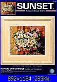 Dimensions 13716 - Flowers on Doorknob-13716-flowers-doorknob-jpg