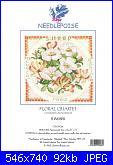 Needlepoise - Floral Quartet - Summer-needlepoise-floral-quartet-summer-jpg