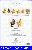 Needlepoise - Wise Guy - Duck-needlepoise-wise-guy-duck-jpg