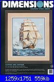Dimensions 3886 - Clipper Ship Voyage-dimensions-3886-clipper-ship-vouage-jpg