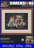 Dimensions 35081 - Storytime bears-dimensions-3508-storytime-bears-jpg