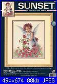 Dimensions 13729  - Rose Petal Angel-dimensions-13729-rose-petal-angel-jpg
