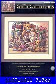 Dimensions 35115 - Teddy Bear Gathering-dimensions-35115-teddy-bear-gathering-jpg