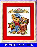 Design Works 9647 - Teddy Bear-design-works-9647-teddy-bear-jpg
