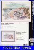 Dimensions 35250 - Quiet Beach Moments-dimensions-35250-quiet-beach-moments-jpg