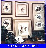 Crossed Wing Collection  7 Buntings - 1987-crossed-wing-collection-7-buntings-1987-jpg