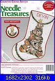 Needle Treasures 02895 - Tree toppers stocking-needle-treasures-02895-tree-toppers-stocking-jpg